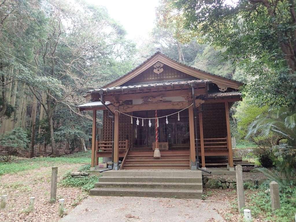 太祝詞神社の建物その他