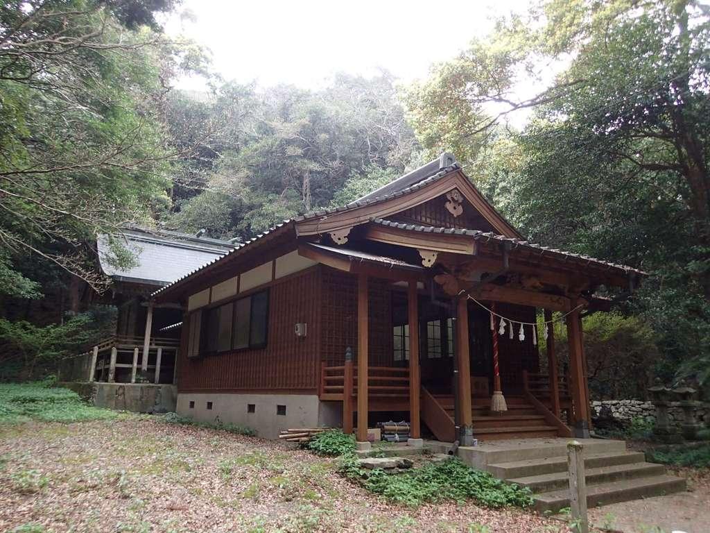 太祝詞神社(長崎県)