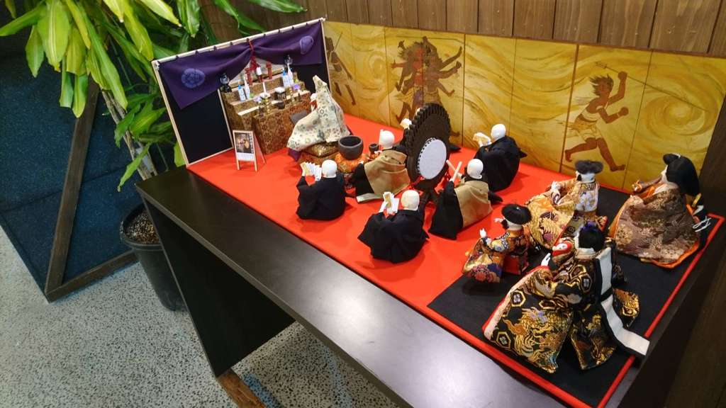 萬松寺のお祭り