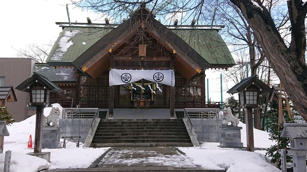 信濃神社(北海道)