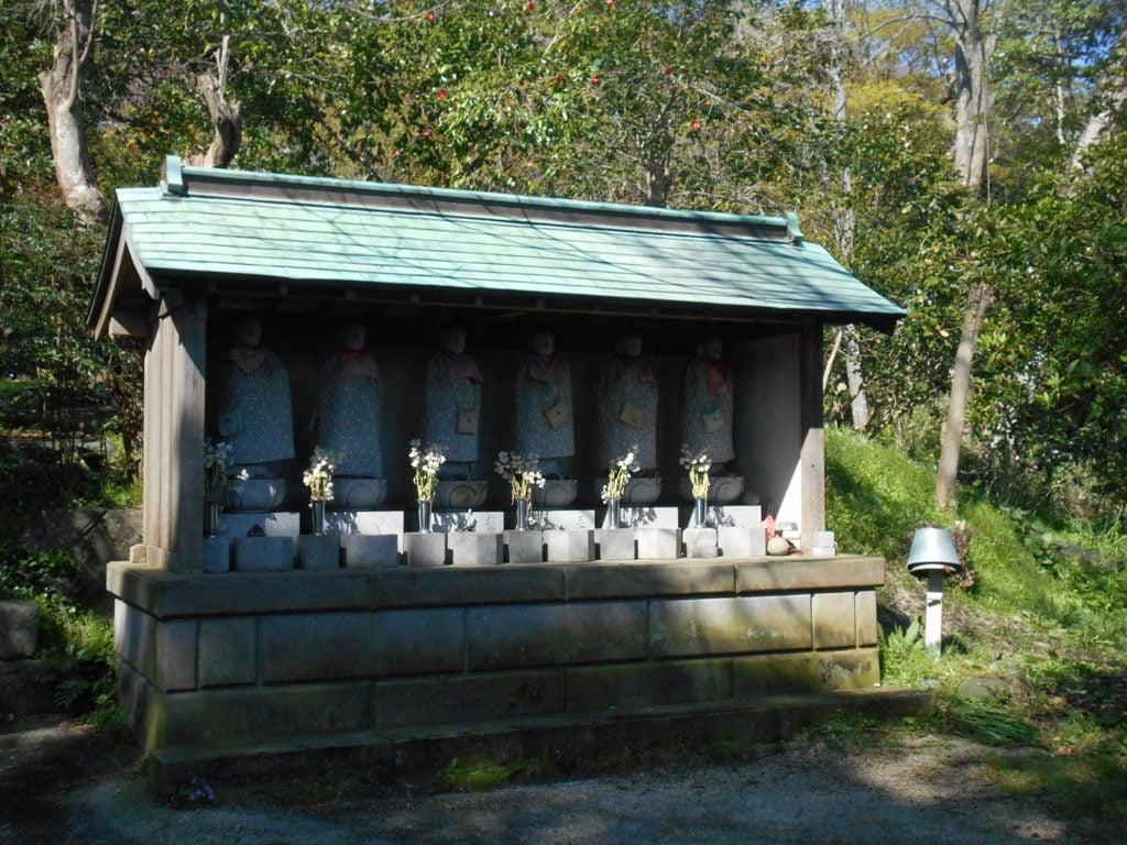 新善光寺の地蔵
