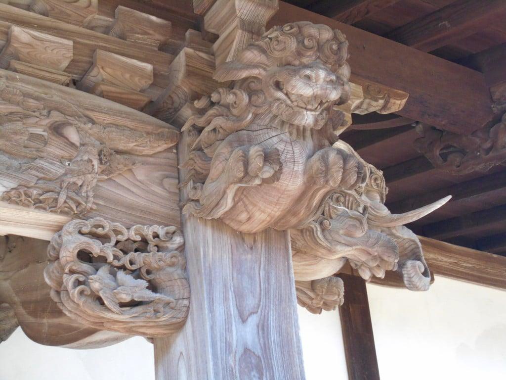 新善光寺の芸術
