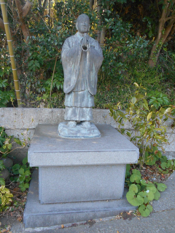 新善光寺の像