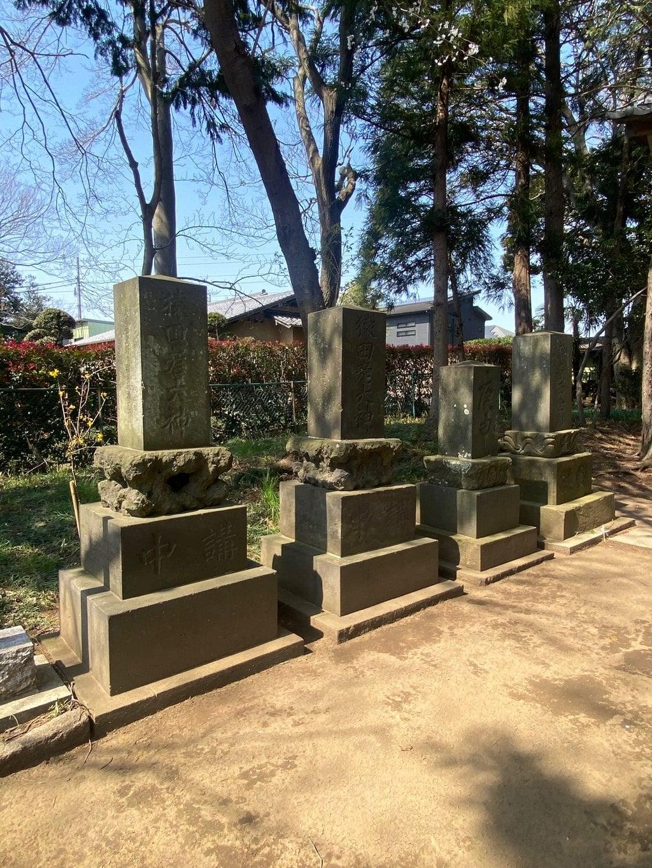 太子堂神明神社(千葉県)