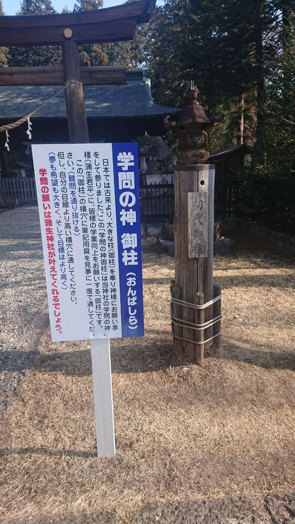 蒲生神社の歴史