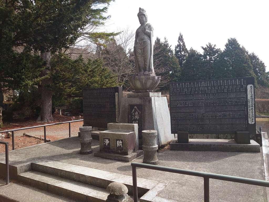 日輪寺の仏像