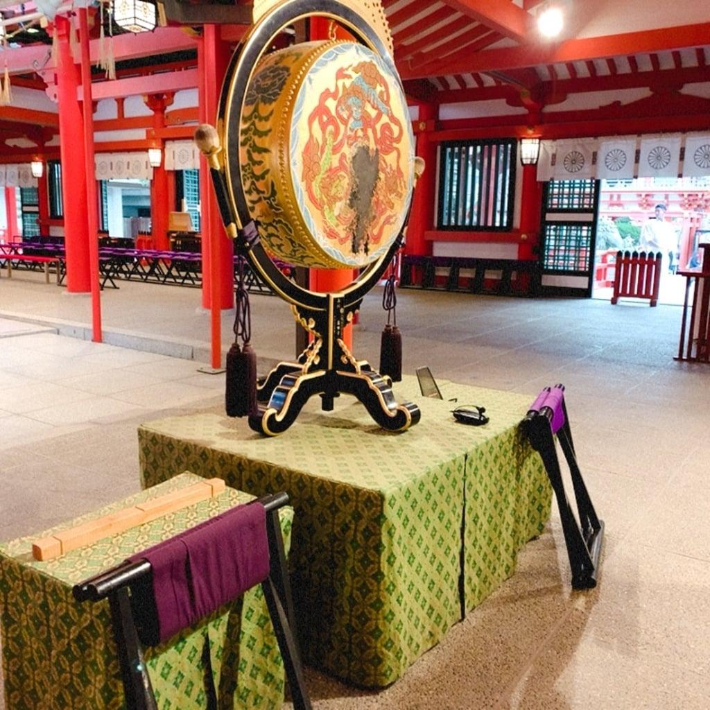 生田神社のお祭り