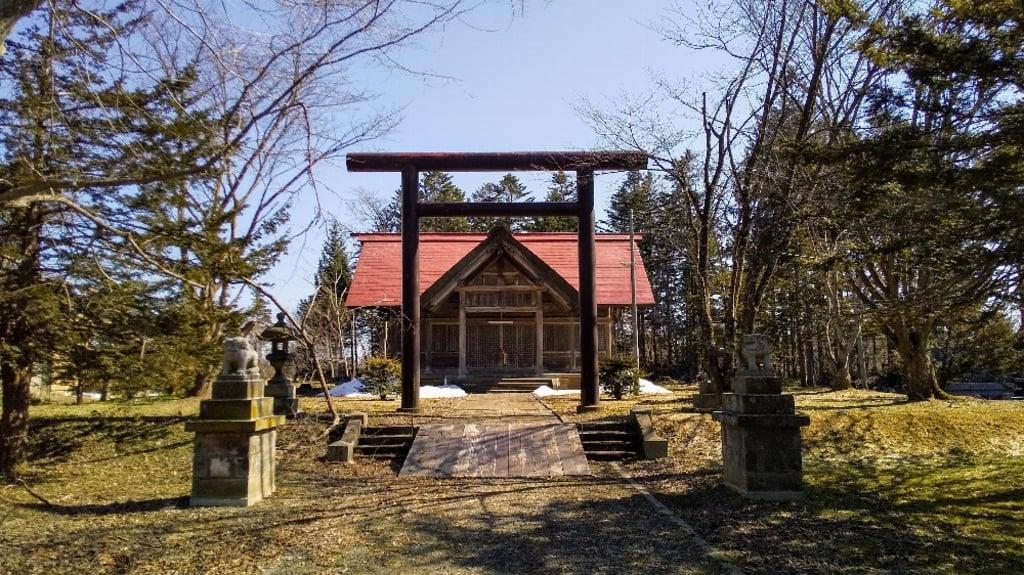 角田神社の建物その他