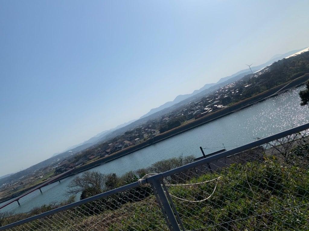櫛代賀姫神社の周辺
