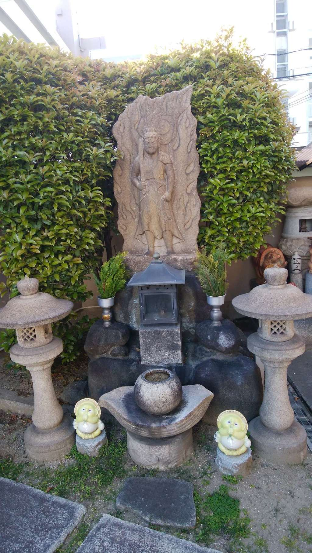 龍淵寺の仏像