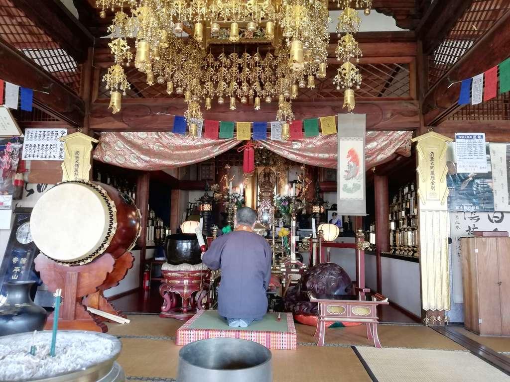 普濟寺の体験その他
