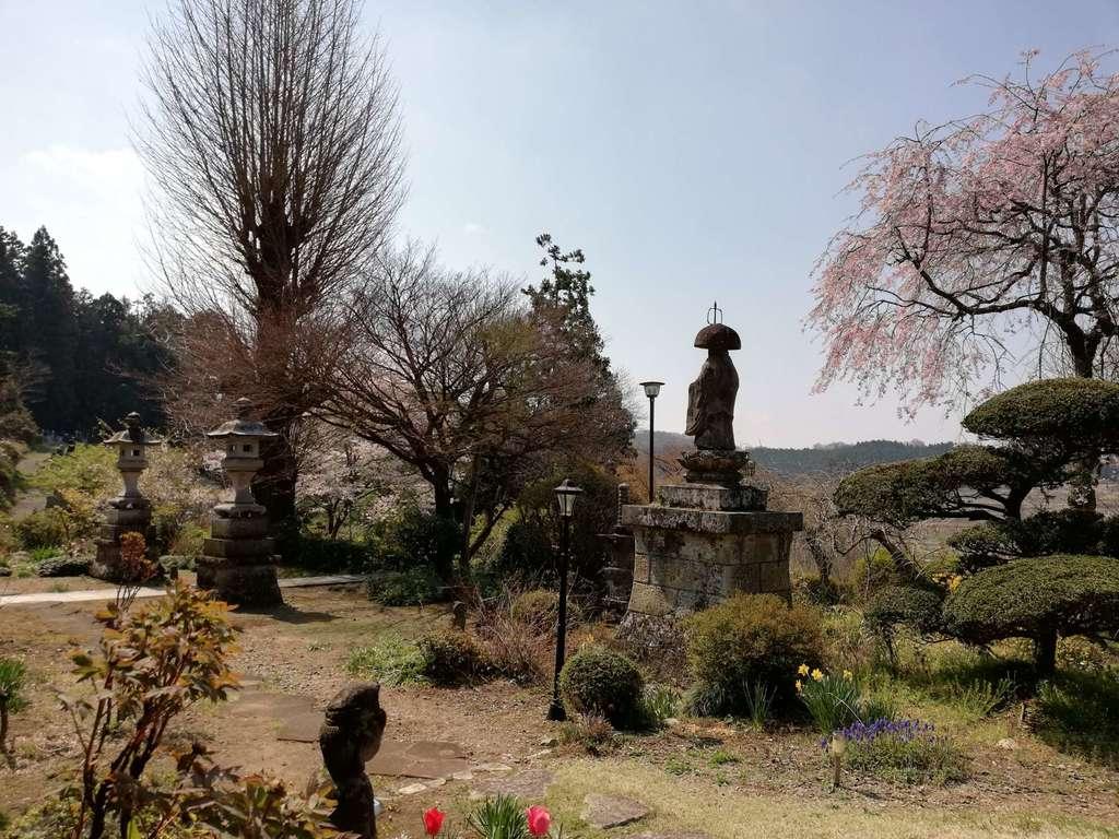 普濟寺の景色