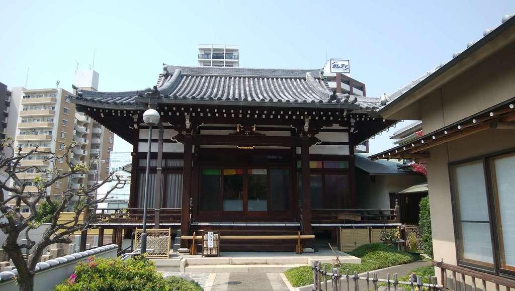 善福寺の本殿