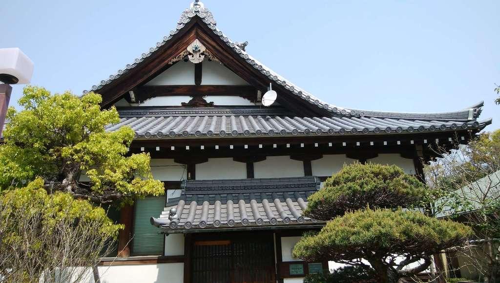 源聖寺の本殿