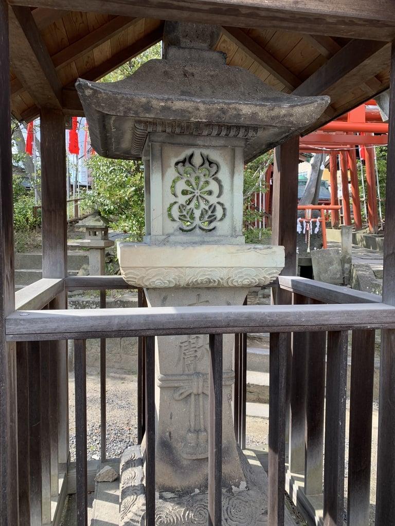 安積國造神社の芸術
