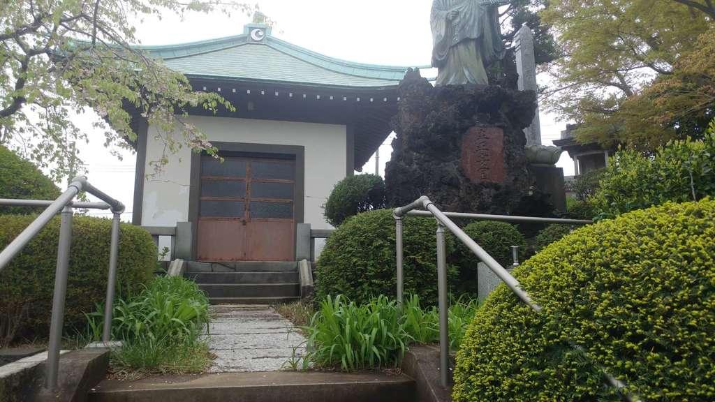 廣龍寺の末社