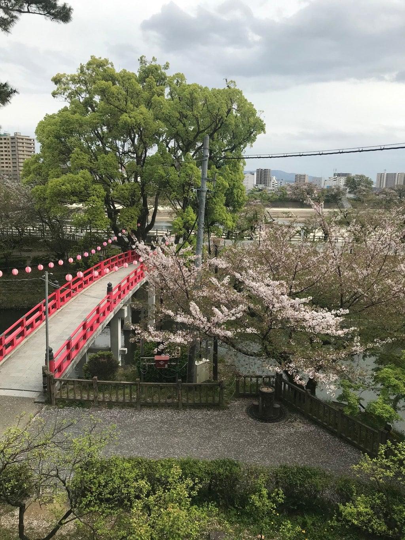 龍城神社の景色