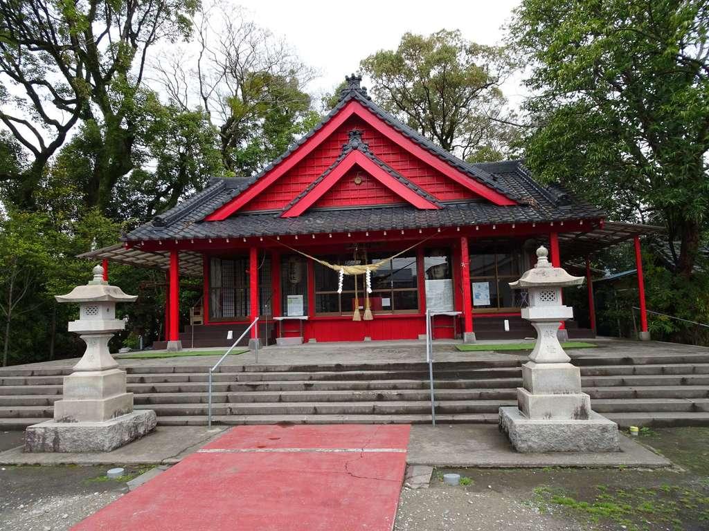 若宮神社の本殿