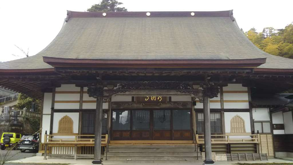 常円寺の本殿