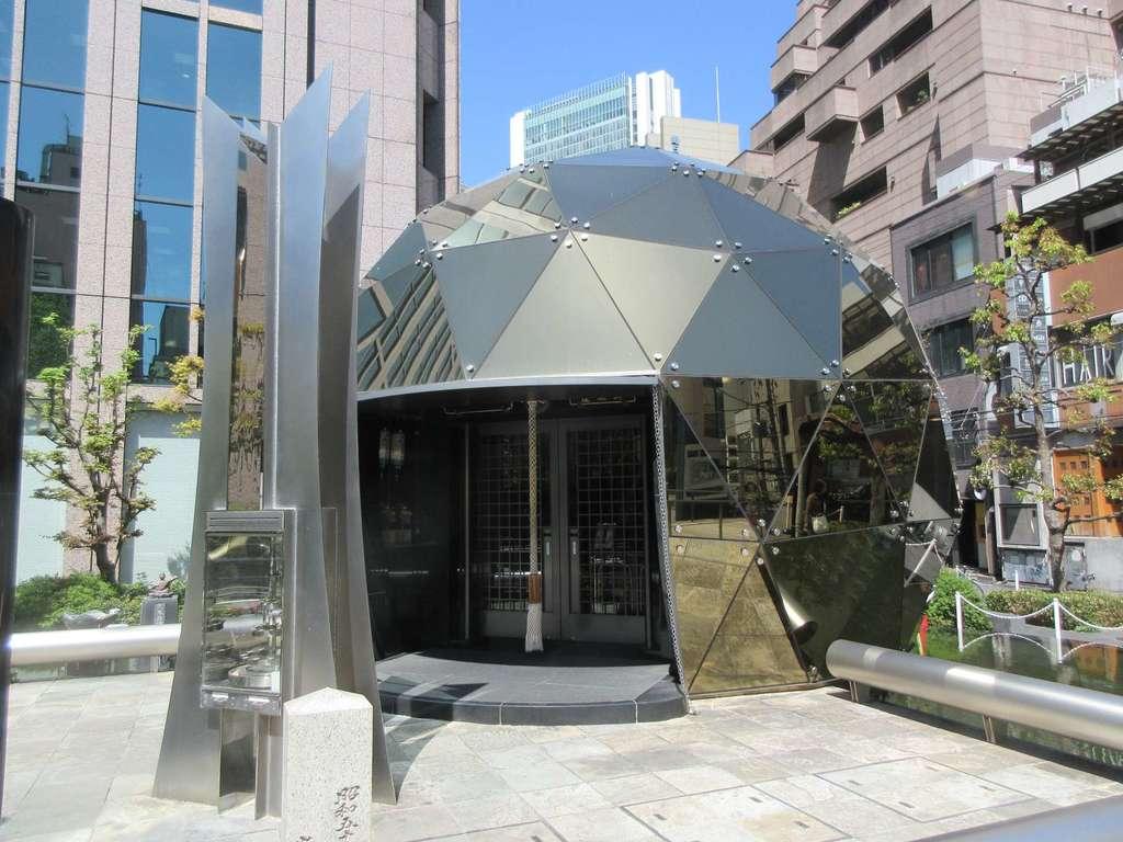 堂島薬師堂の本殿