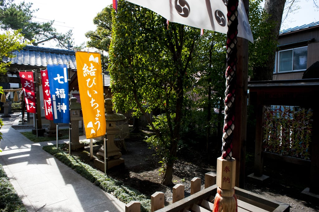 行田八幡神社の建物その他