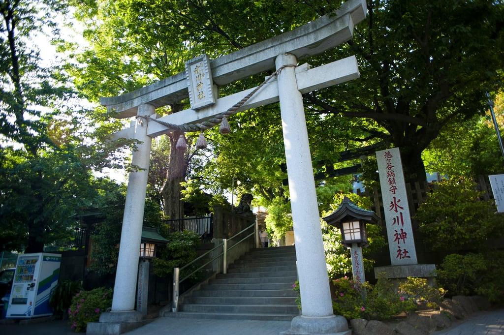 鳩ヶ谷 氷川 神社