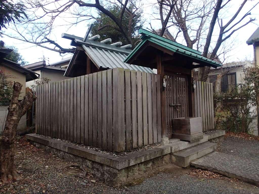 松姤社(熱田神宮摂社)の本殿