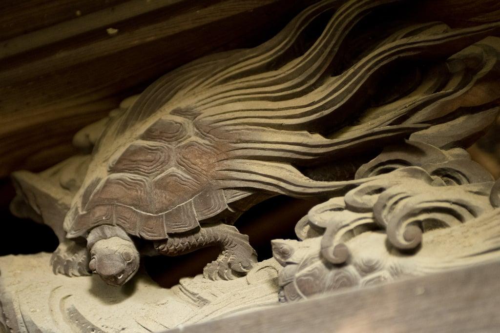 一山神社の芸術