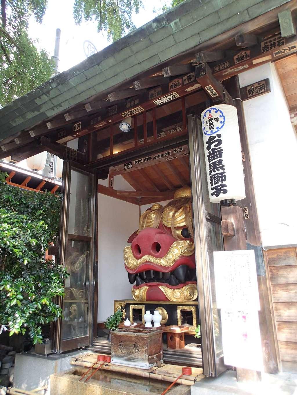 波除稲荷神社の末社