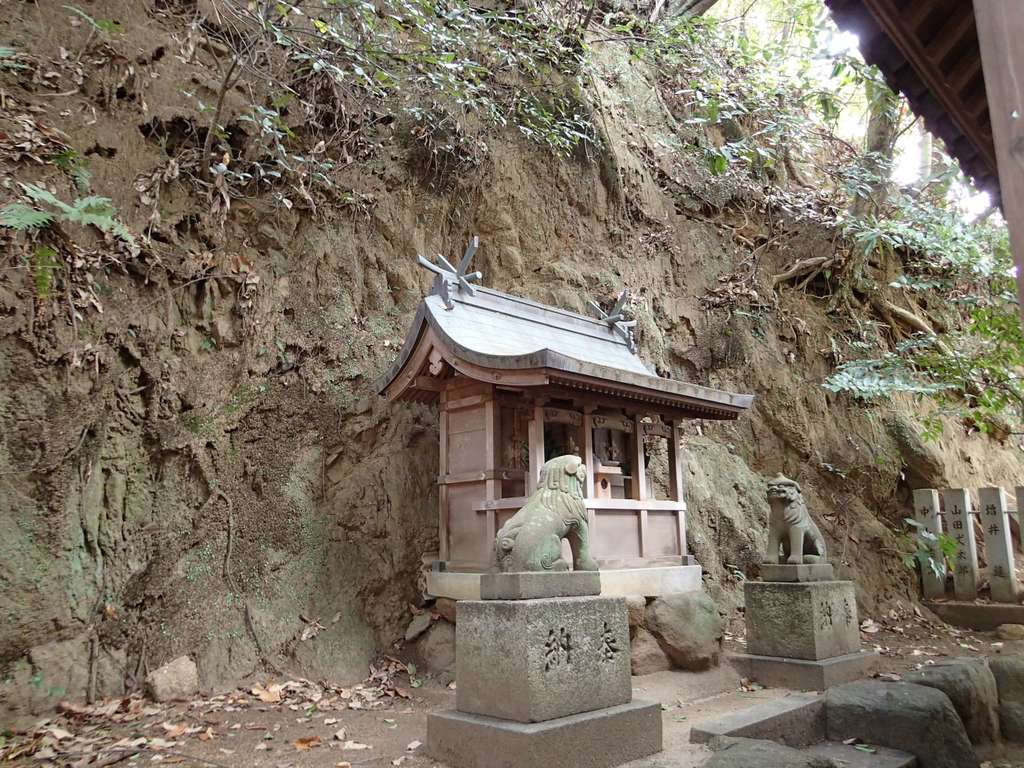 若倭姫神社の本殿