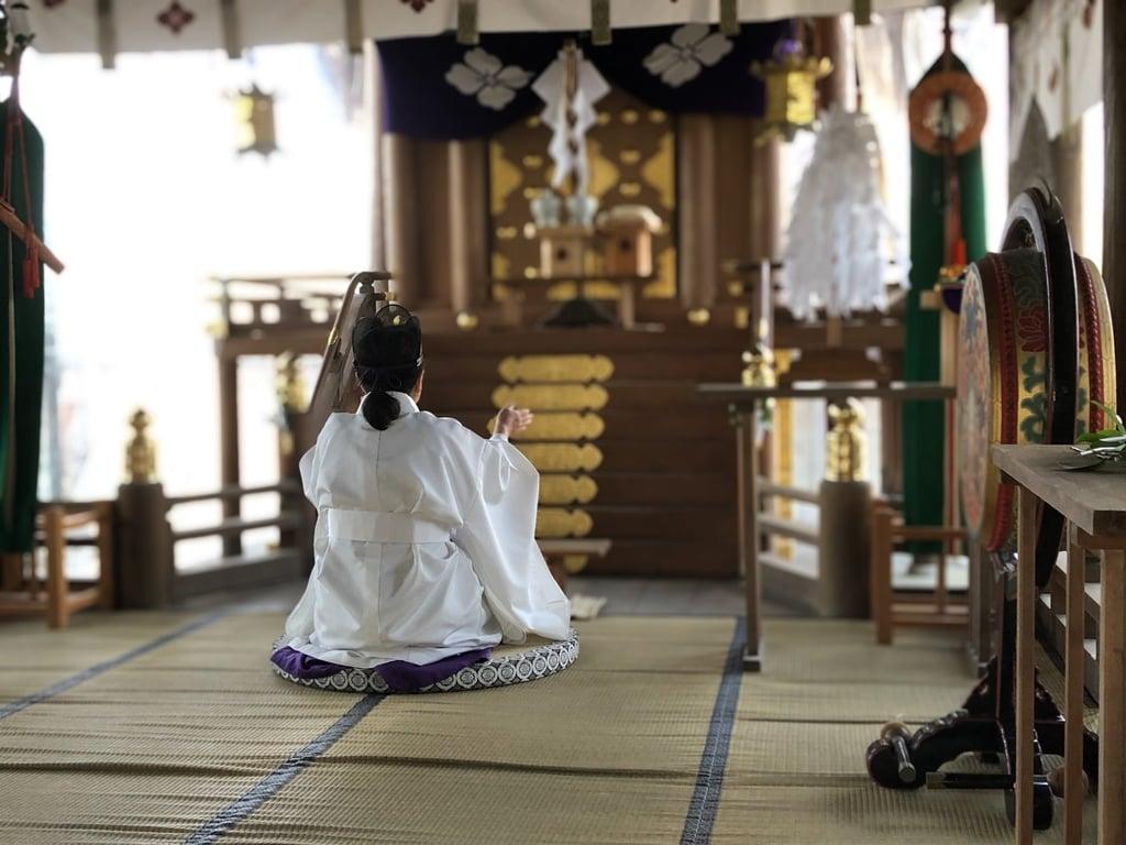 若宮神明社の体験その他