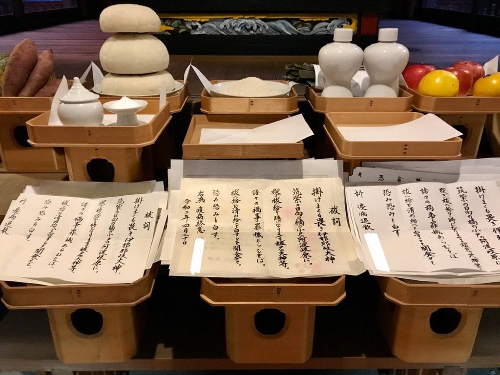 賀茂別雷神社の体験その他