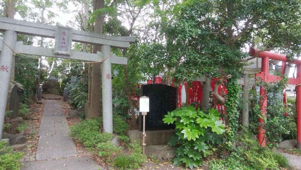 篠崎浅間神社(東京都)