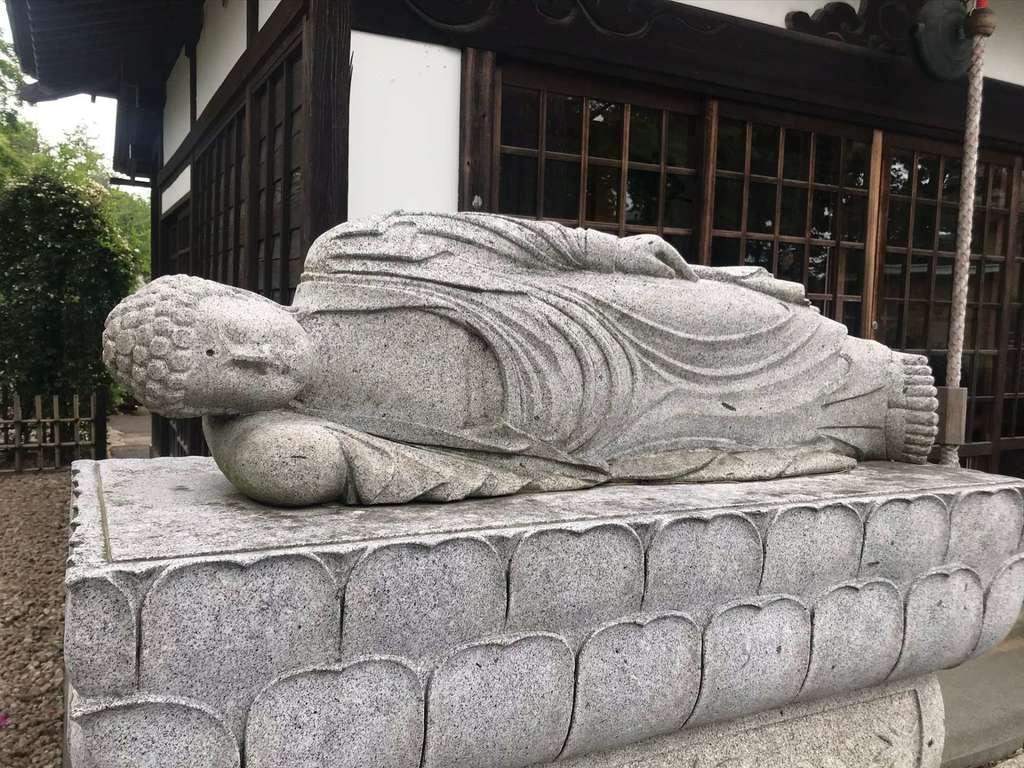東覺院の仏像