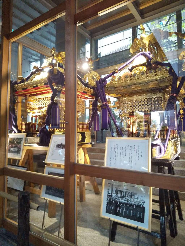 雉子神社のお祭り