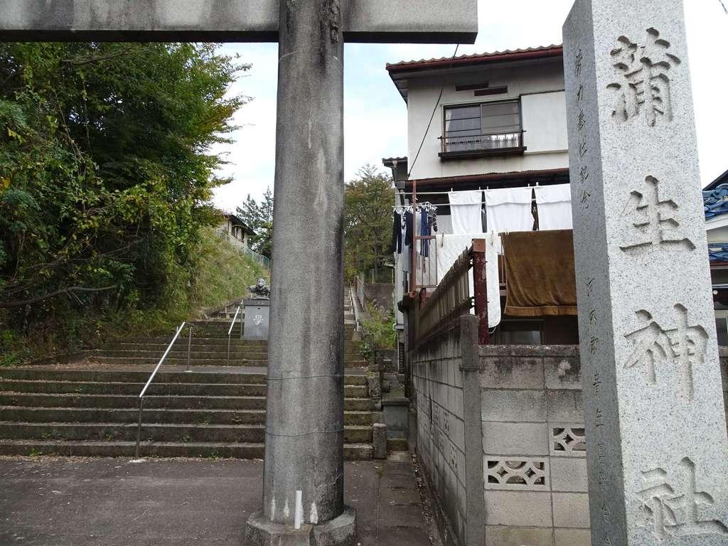 蒲生神社の建物その他
