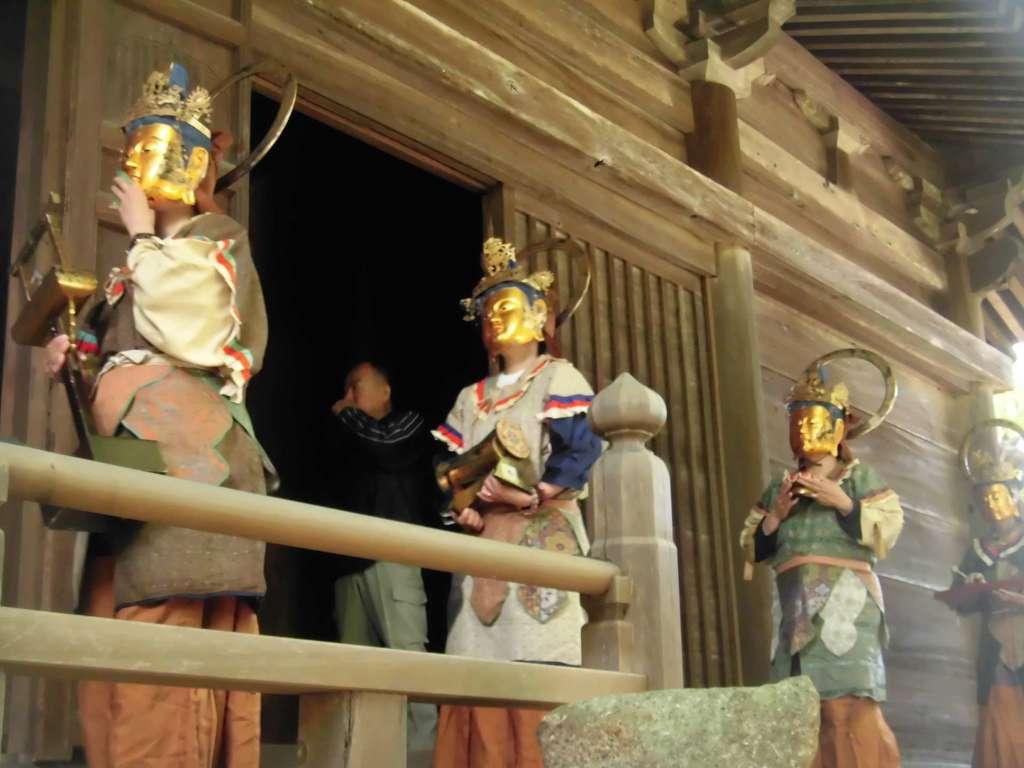 太山寺の体験その他