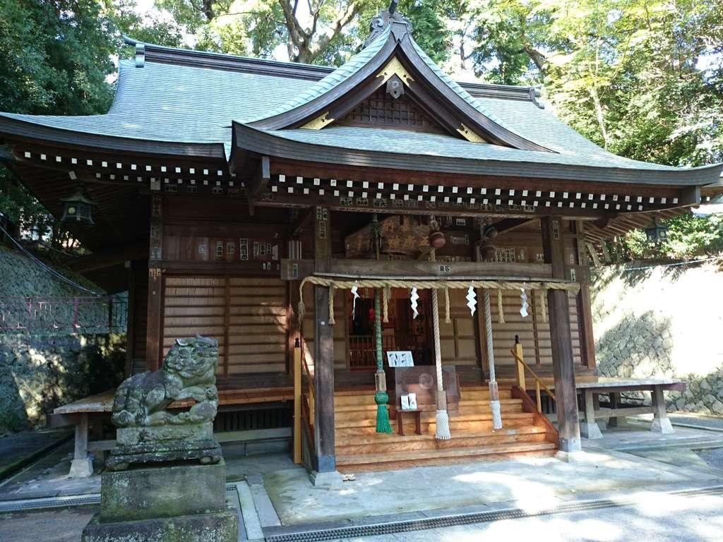 五所神社(神奈川県)