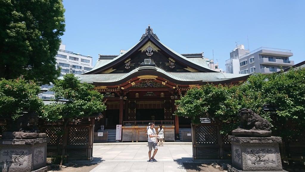 湯島天満宮(東京都)