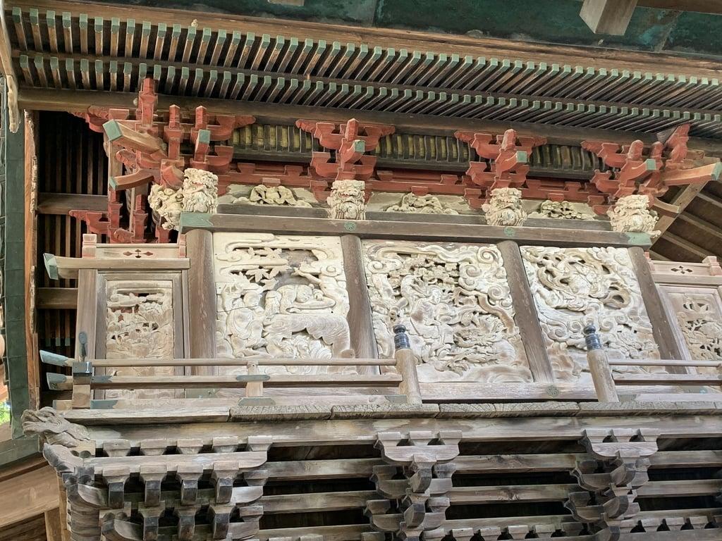 八坂神社の芸術