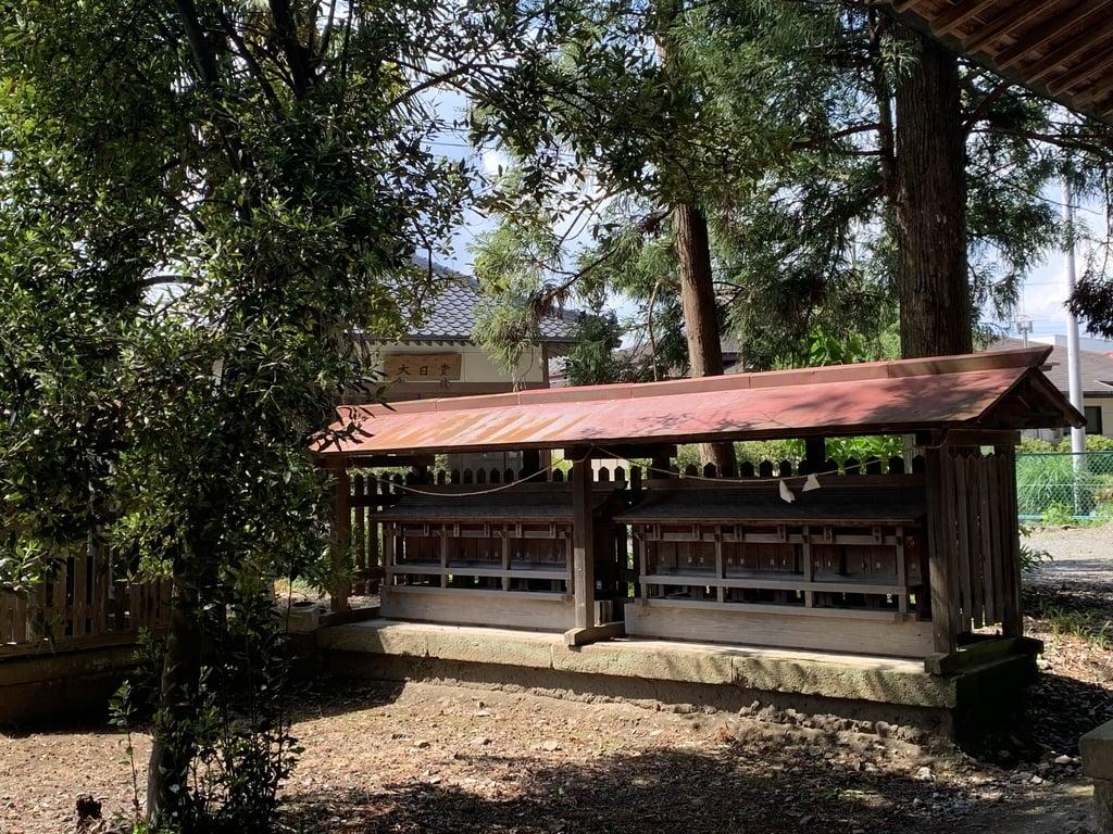八坂神社の末社
