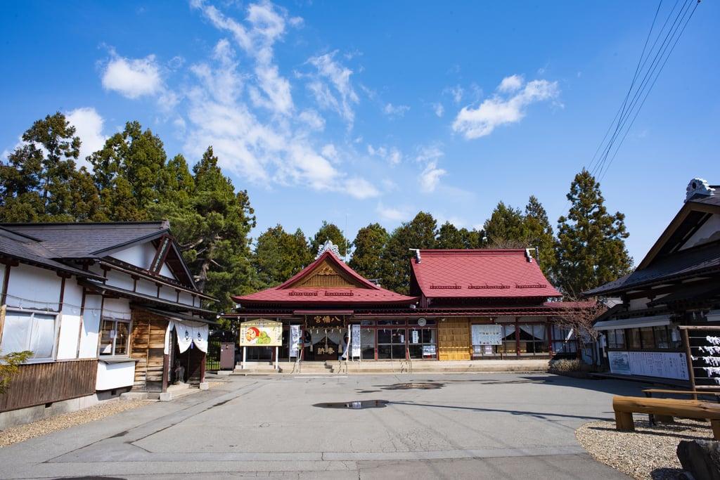 弘前八幡宮の建物その他