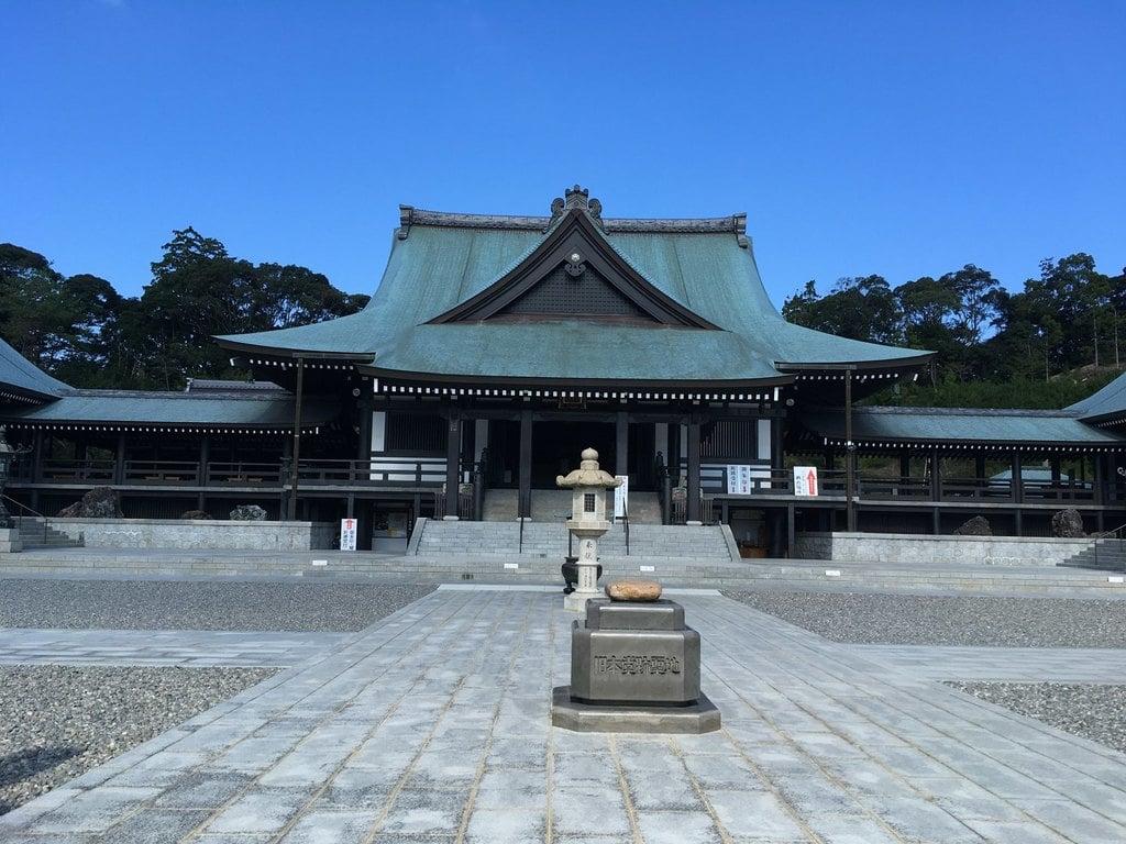 尊永寺の本殿