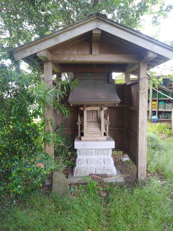 熊野大権現の本殿