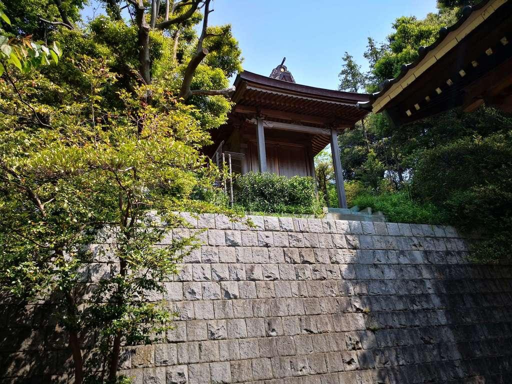 尾山台宇佐神社の本殿