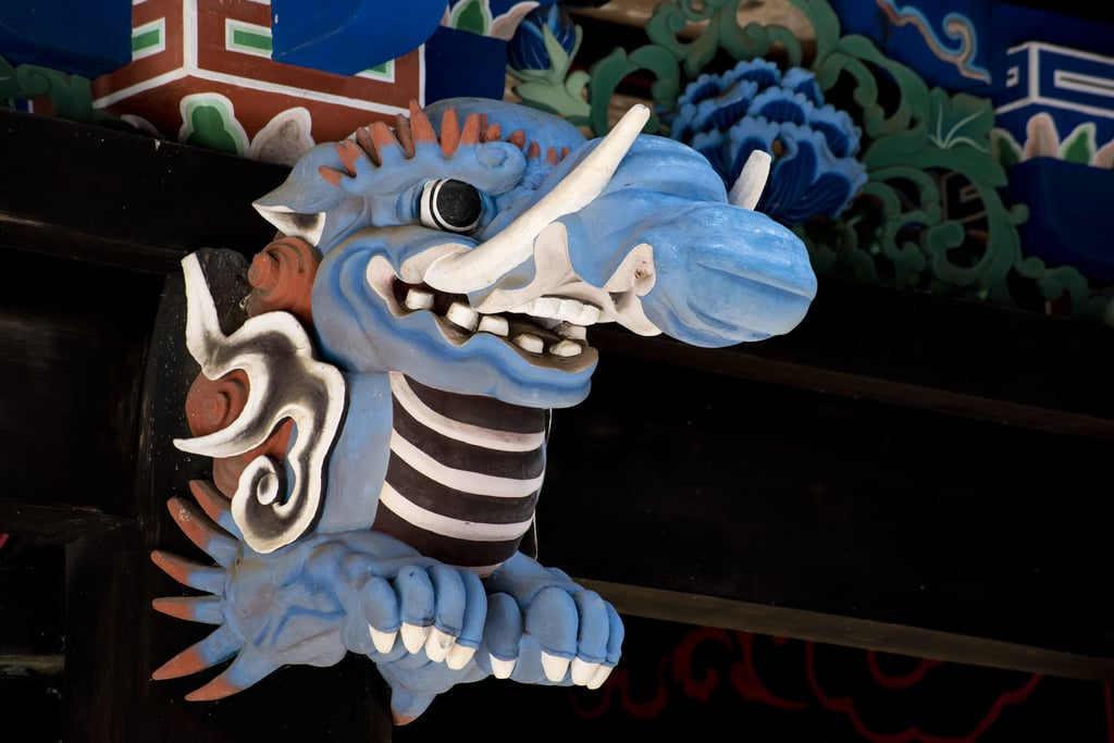 岩木山神社の芸術