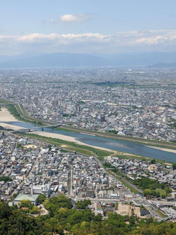 金鳳山 正法寺の景色
