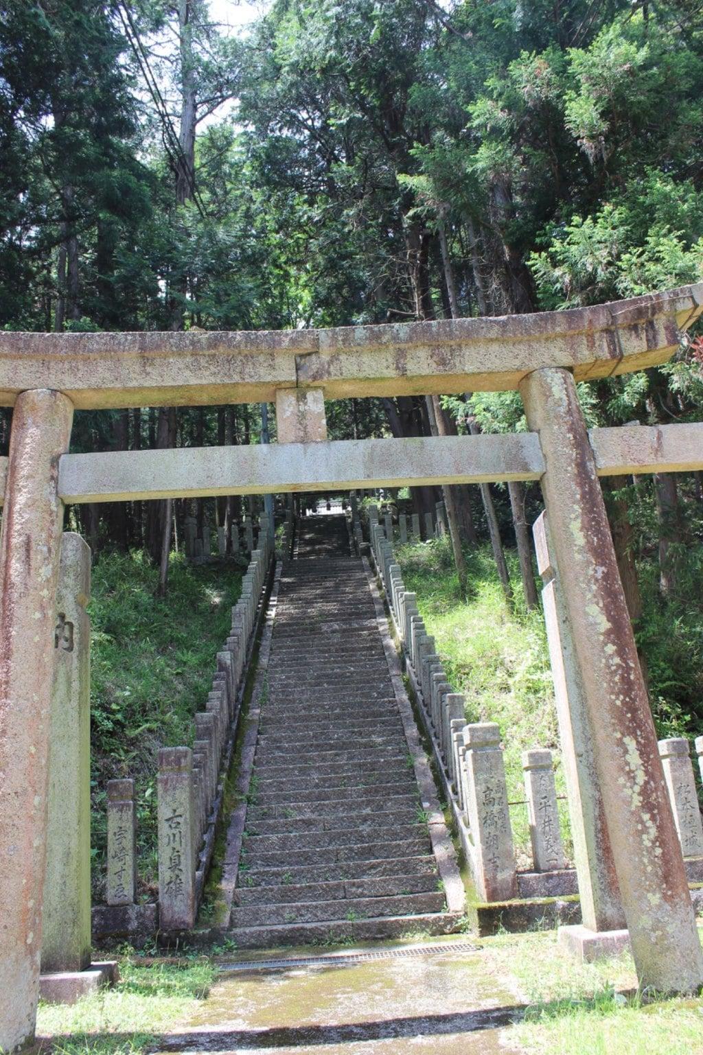 猿田彦神社の鳥居