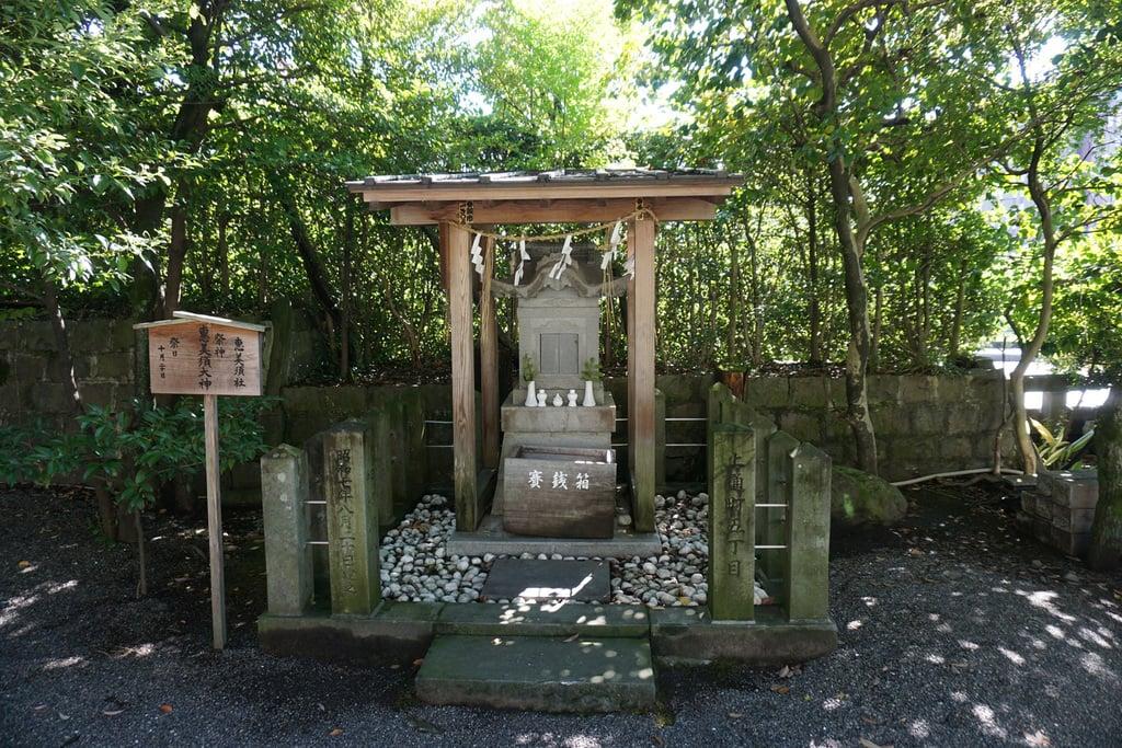 熊本大神宮の末社