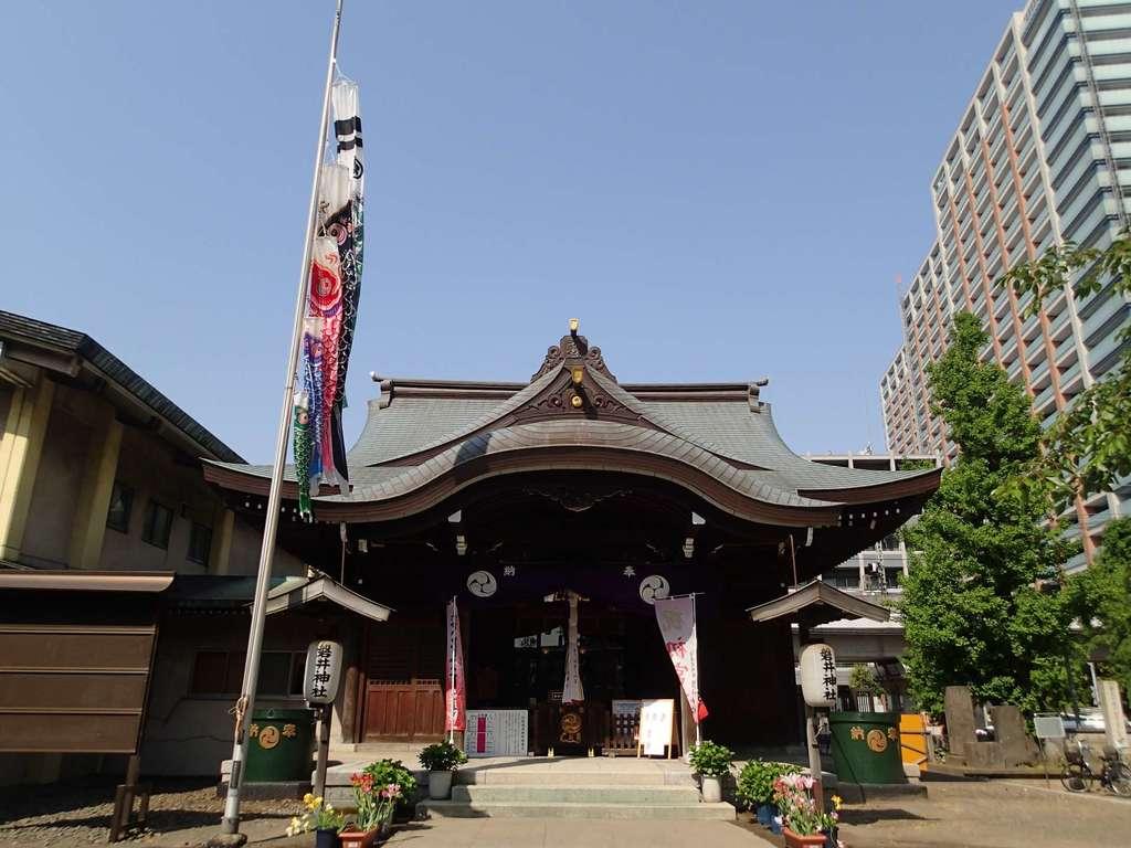 磐井神社(東京都)